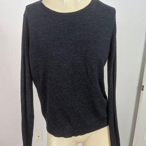 Me+Em merino wool knit sweater